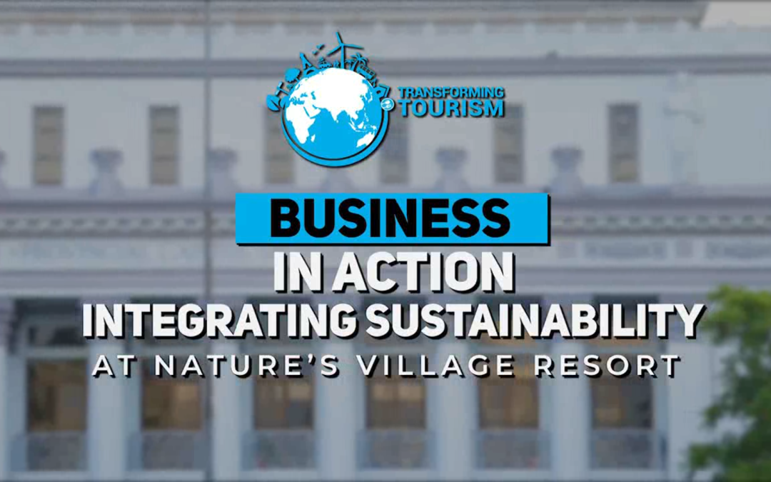 Business in Action – Integrating sustainability at Nature's Village Hotel, the Philippines